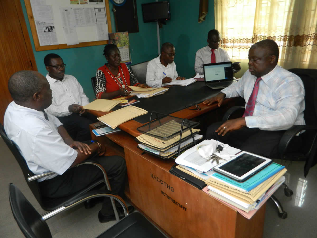 Faculty Officers