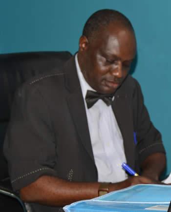 Rev. Joshua Joye Olamoyegun