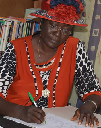 Rev. Mrs. Elizabeth A. Bolaji, Ph.D