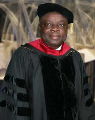 Rev. Olusayo B. Oladejo, Ph.D