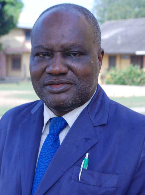 Rev'd  J. J. Olamoyegun