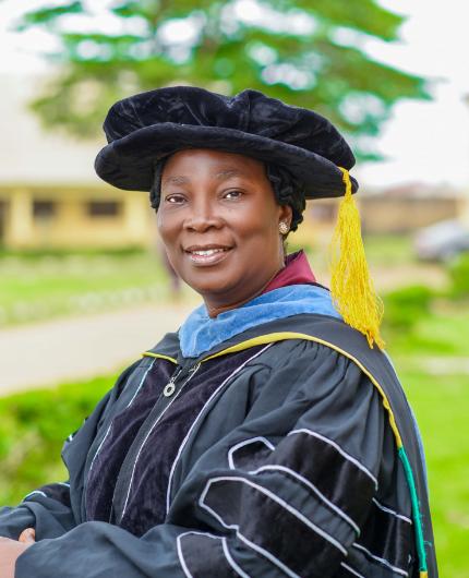 Rev'd Prof. Esther O. Ayandokun
