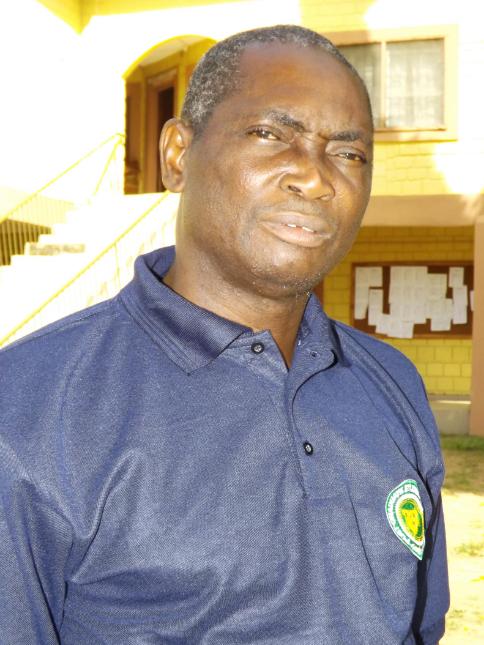 Rev'd Dr.  E. O. Ojo