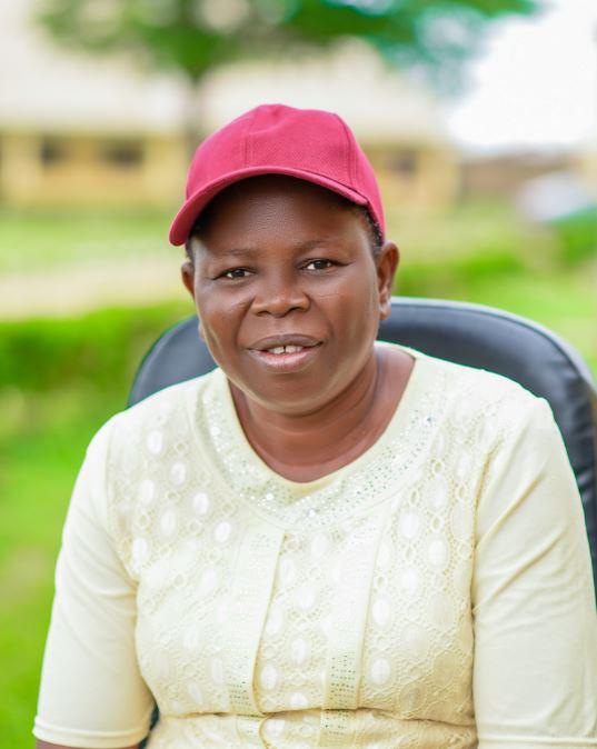 Rev'd Mrs G. O. Afolabi